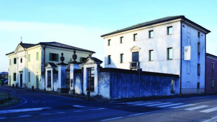 immagine punto di interesse Villa Trevisan Savioli