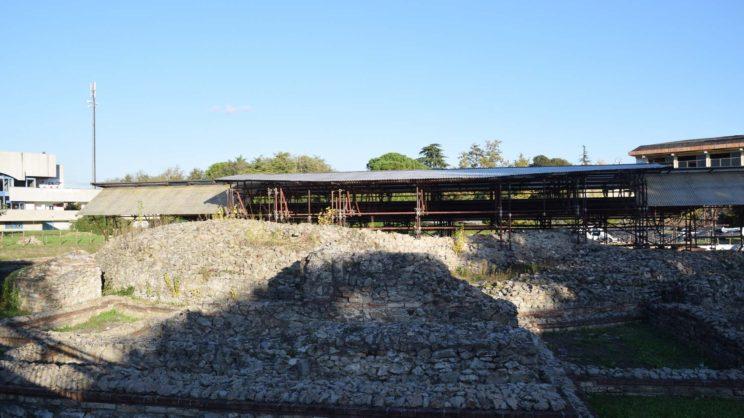 immagine punto di interesse Area archeologica di Viale Stazione, Via degli Scavi