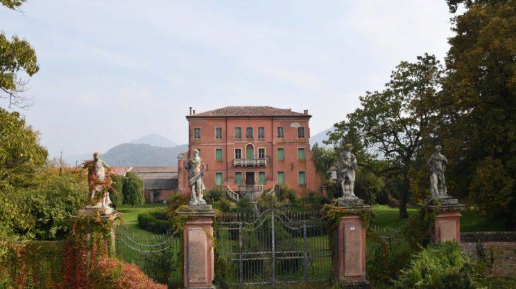 immagine punto di interesse Villa Lando, Correr, Da Zara
