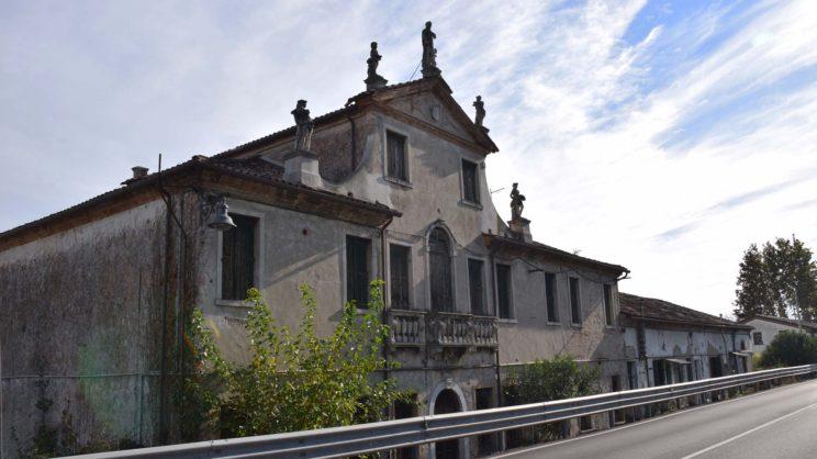immagine punto di interesse Villa Grimani, Denate