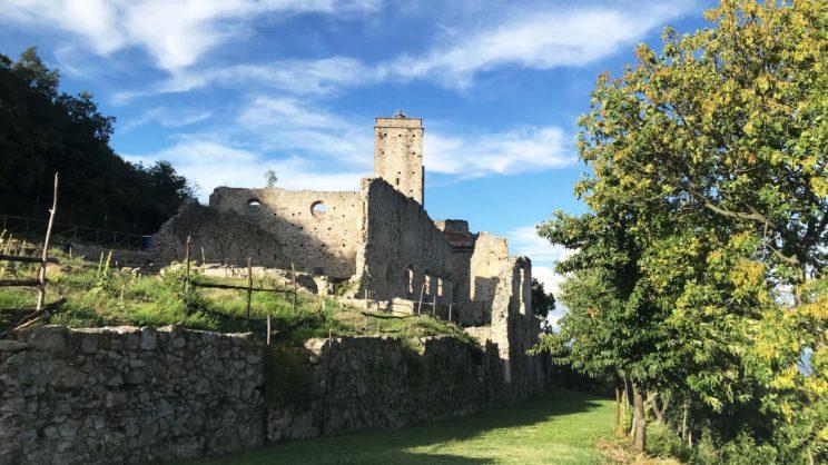 immagine punto di interesse Ruderi del Monastero degli Olivetani