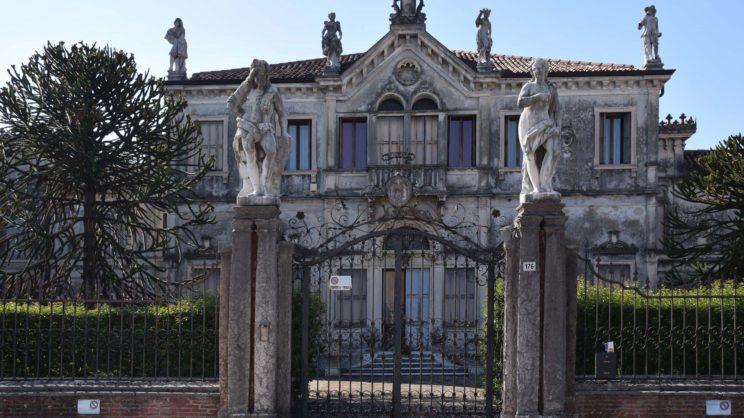 """immagine punto di interesse Villa Nave, Querini, Correr, Dolfin, detta """"Ca' Nave"""""""