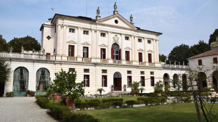 immagine punto di interesse Villa Maruzzi, Marcello (Ca' Marcello)