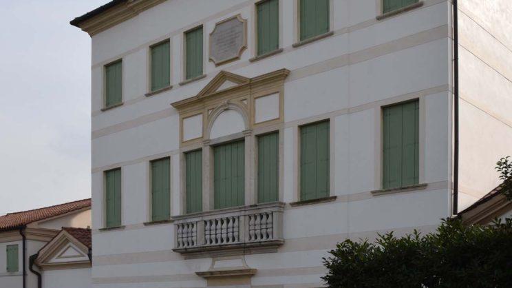 immagine punto di interesse Villa Basadonna, Tomè, Gal