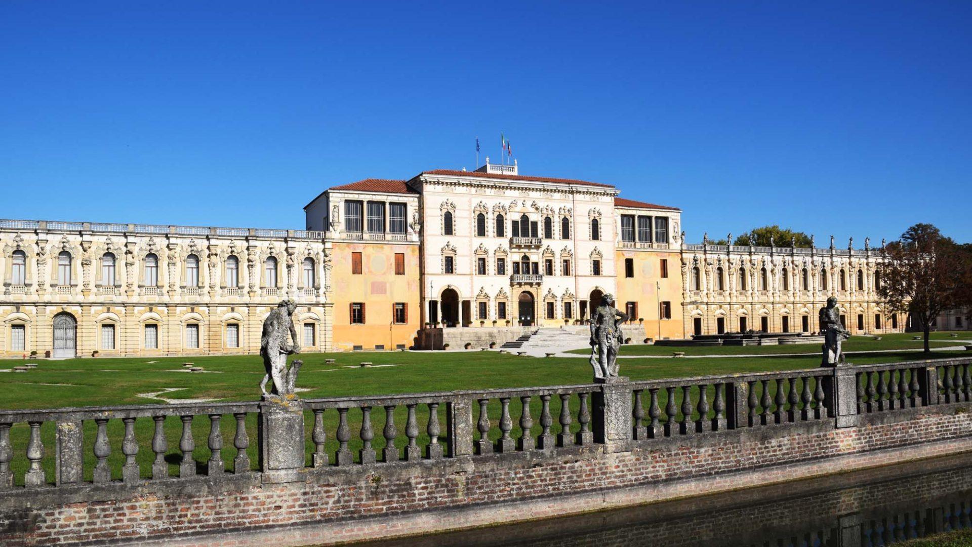 Villa Contarini, Camerini – Cicloculturando