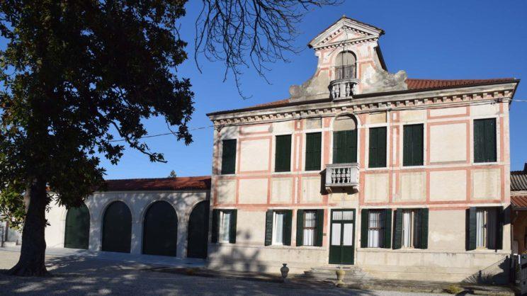immagine punto di interesse Villa Trevisan, Romanin, Gomiero