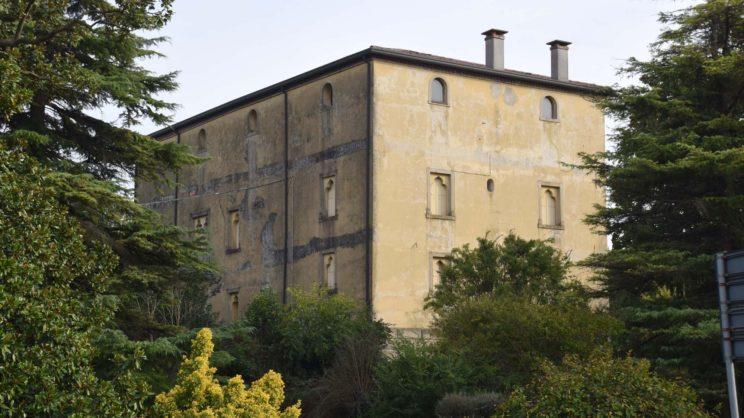 immagine punto di interesse Castello dei Da Peraga (Villa Bettanini)