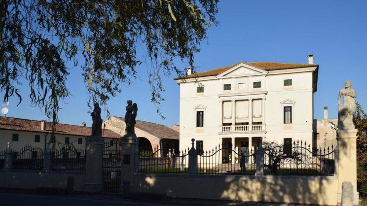 immagine punto di interesse Villa Labia, Tommasini