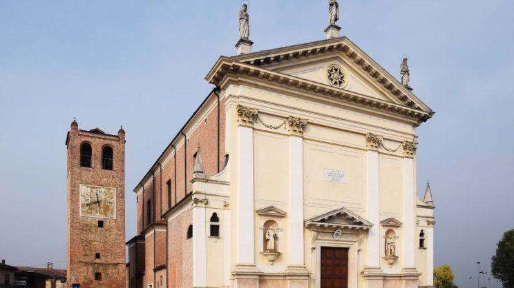 immagine punto di interesse Chiesa della Natività della Beata Vergine Maria