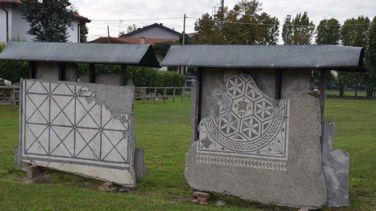 immagine punto di interesse Area archeologica di Via Albrizzi e Via tiro a segno