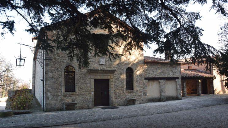immagine punto di interesse Santuario del Monte della Madonna