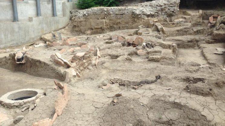 immagine punto di interesse Area archeologica di Via Santo Stefano (o di Casa di Ricovero)