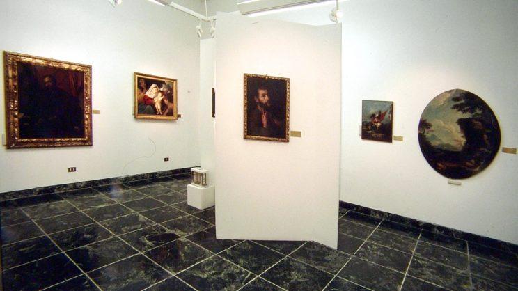 immagine punto di interesse Pinacoteca Civica al Montirone