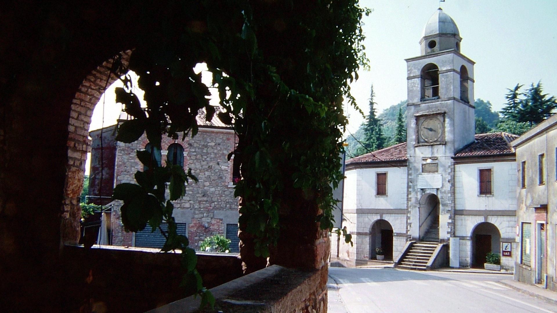 palazzetto dei vicari teolo
