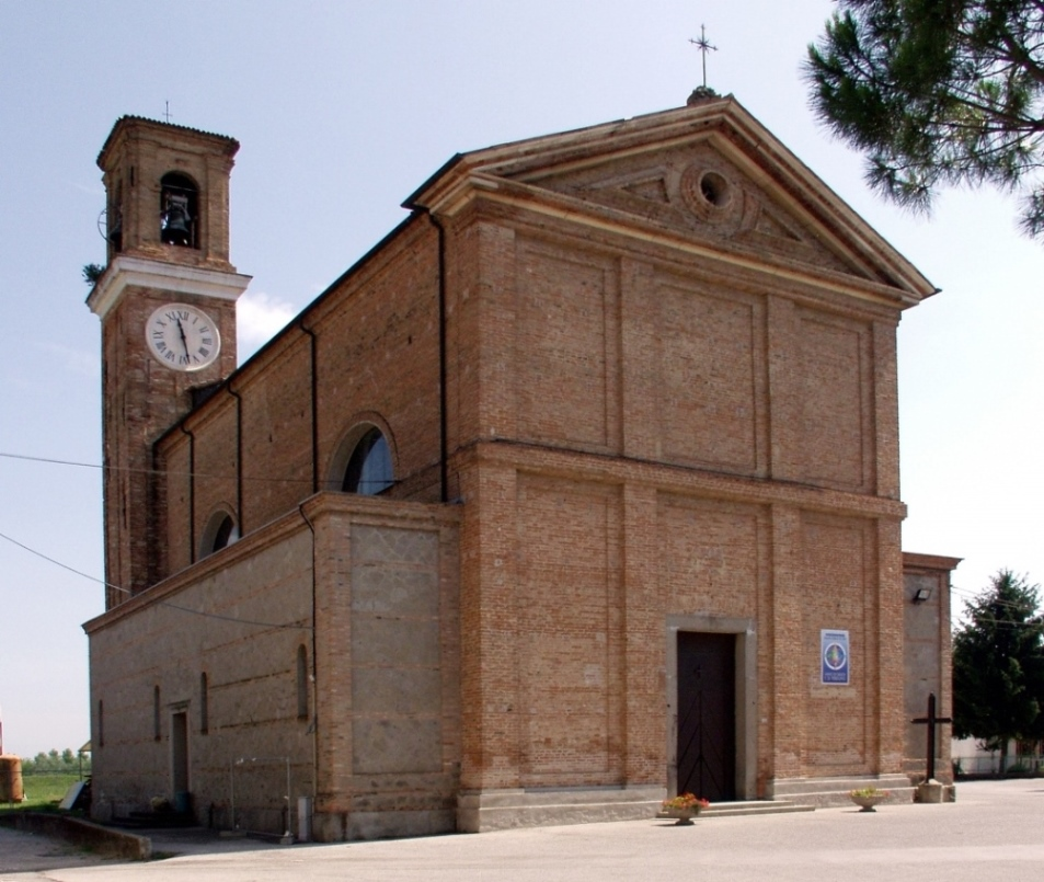 chiesa di santa maria assunta saccolongo
