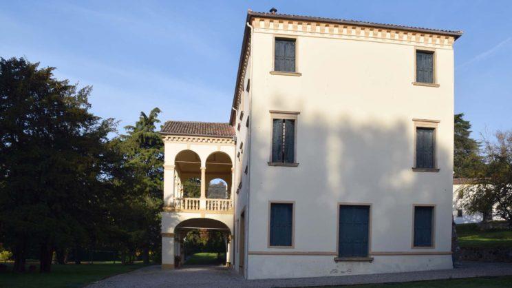 immagine punto di interesse Villa Zabarella, Cacisci, Talpo, Petrobelli
