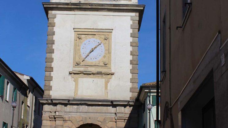 immagine punto di interesse Torre Civica (o Porta Vecchia) di Este