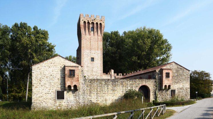 immagine punto di interesse Castello di San Martino della Vaneza