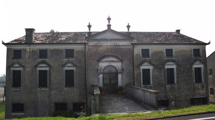 immagine punto di interesse Villa Suppiej Penasa, Giaretta, detta Villa Gemma