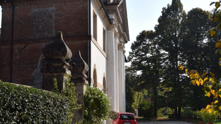 immagine punto di interesse Villa Giustinian, Viaro-Giustinian