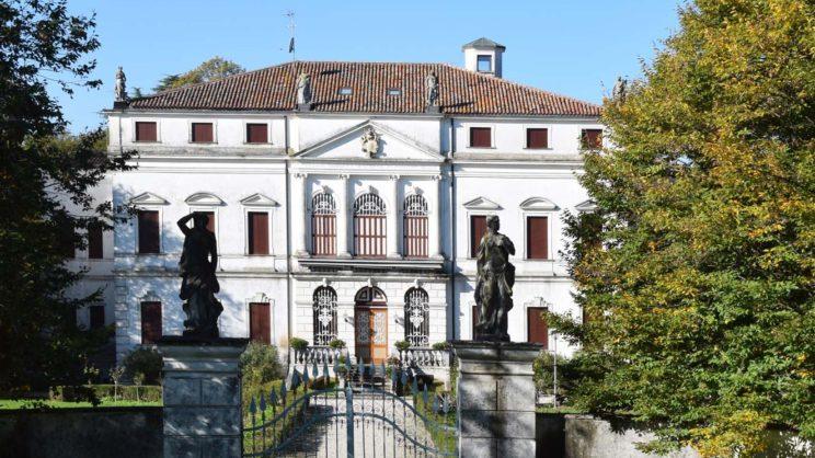 immagine punto di interesse Villa Savonarola, Trieste, De Benedetti