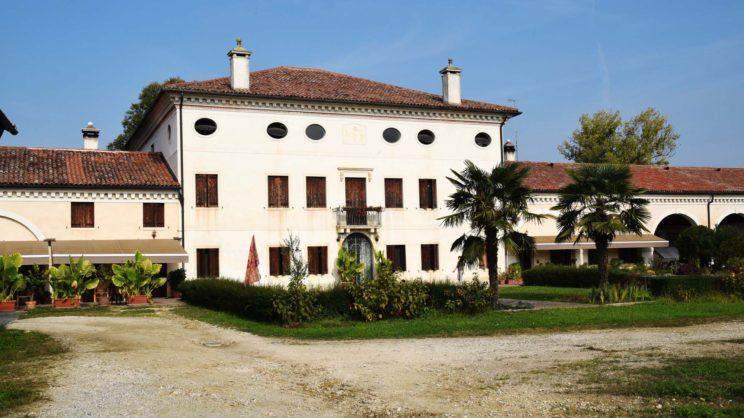 immagine punto di interesse Villa Borromeo, Rossato
