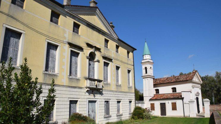 immagine punto di interesse Villa Prevedello