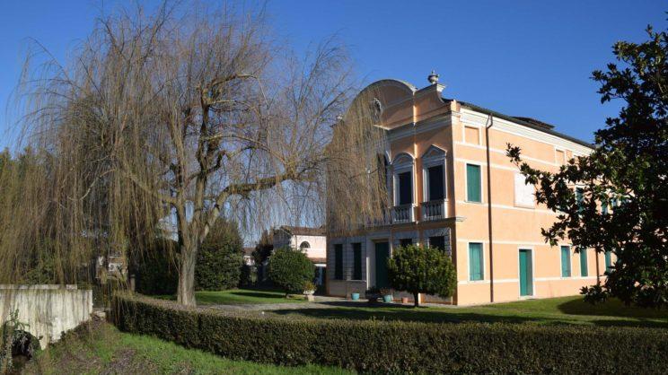 immagine punto di interesse Villa Da Ponte, Menini