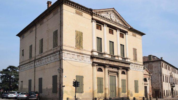 immagine punto di interesse Villa Pisani, Placco
