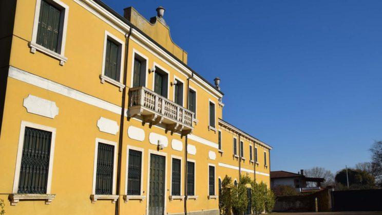 immagine punto di interesse Villa Moschini, Rossi