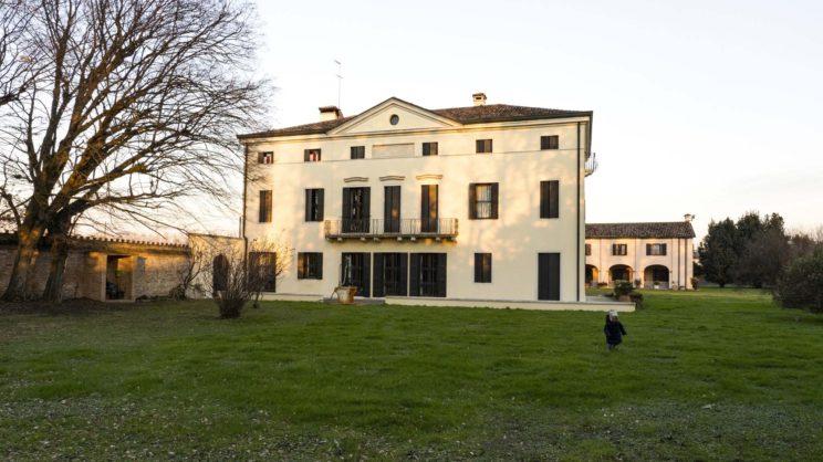 immagine punto di interesse Villa Priuli, Rezzonico