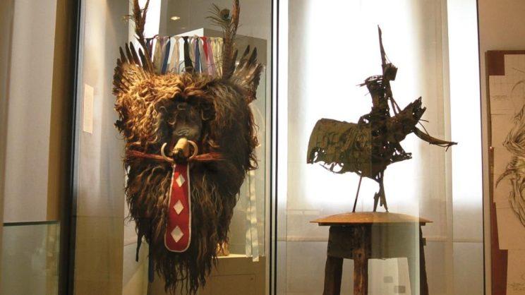 immagine punto di interesse Museo Internazionale della Maschera Amleto e Donato Sartori