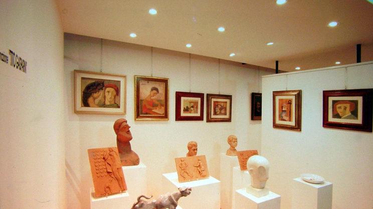 immagine punto di interesse Museo di Arte Contemporanea Dino Formaggio