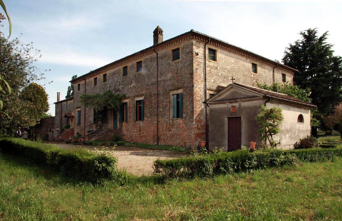 villa foretti carretta saccolongo