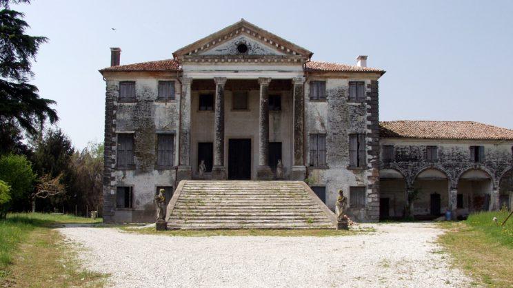 immagine punto di interesse Villa Contarini, Paccagnella