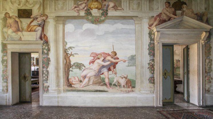 immagine punto di interesse Villa Roberti